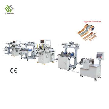 Línea de producción de troquelado de perforación