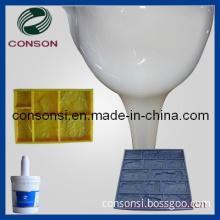 Liquid Silicon Rubber for Stone Moldmaking