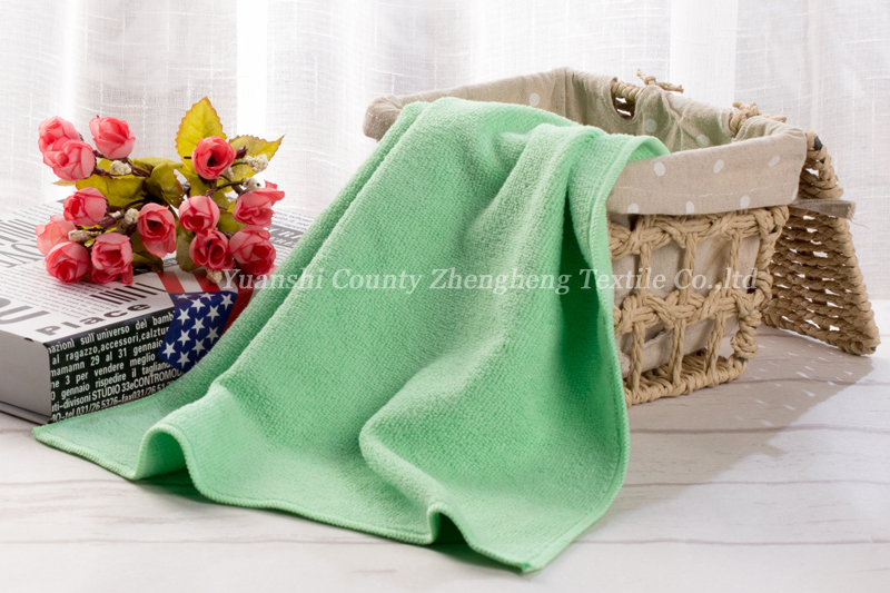 100% Polyester Microfiber Towel-019