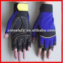 Fingerless car racing glove ZMA0388