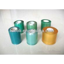 Película de PVC transparente de alta