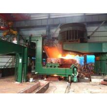 Metering Nozzle Continuous Casting Machine , 5 Roller Die C