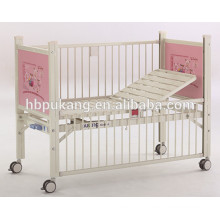 B-35-2 hospital adjustable beds, manual hospital bed, children hospital beds, children bed