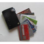 Titular de la tarjeta de bolsillo, titular de la tarjeta de crédito