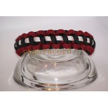 Different color paracord bracelet on sale