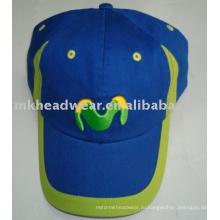 Рекламная спортивная кепка
