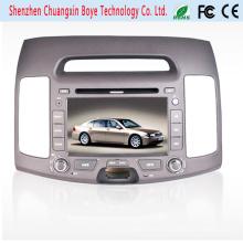 Navegación GPS del coche / reproductor de DVD Auto MP4 para Hyundai Elantra 2010