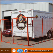 Canada Portable Safety Temporary Fence, Removable Fence
