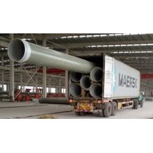 Стеклопластиковые трубы больших фабрики в Китае (Ду100-DN4000)