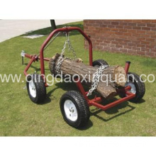 ATV Log Skid Arch and Holder
