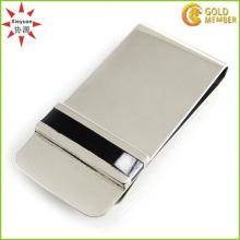 Clip d'argent en métal blanc personnalisé avec acier inoxydable pour gros
