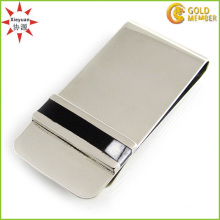 Custom Blank Metal Money Clip with Stainless Steel for Wholesale