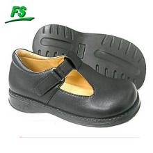 Sapatos escolares estilo confortável e novo