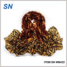 Material de impresión Moda 2015 Bufanda Voile Moda Bufandas