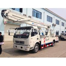 Dongfeng Duolika 16m Aerial Truck Crane Truck