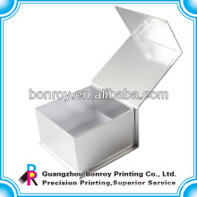 Good Quality Perfume Packaging Box Made by Silver Cardboard