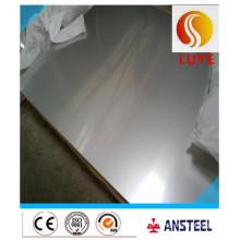 Folha de Telhado S32205 Super Aço Inoxidável Rolado a Frio 2b / Ba / N0.1 Placa de Bobina