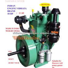18 HP Diesel Motor