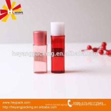 Loção promocional amostra frascos de plástico de 10 ml