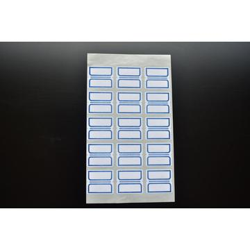 Wholesale Blank Label Stickers