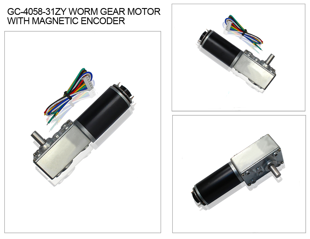24v dc motor with encoder