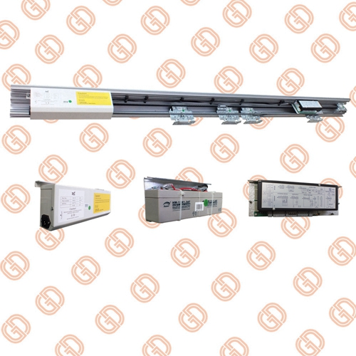 Main Parts for Automatic Sliding Door Operators