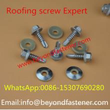 Vis de toiture Boulons à vis bimétalliques Buildex