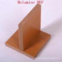 Panneau de MDF stratifié par mélamine pour des meubles de bonne qualité