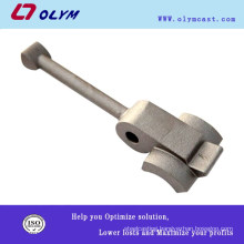 ISO BV certified OEM lost wax process casting steel packing parts