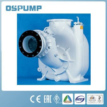 SP-10 series self-priming non-clog sewage pump optical axis pump head