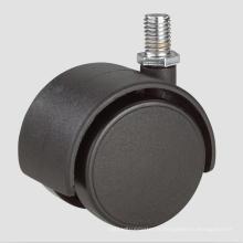Roulette de fil de chaises de meubles à la maison 1.6inch sans frein