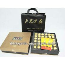 Черная подарочная коробка с чесноком на 2013 Праздник середины осени