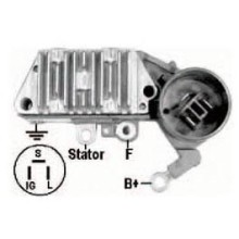 IN434 1260000610,12600001110,1260001440,1260001441,2770074010,2770050010,alternator voltage regulator