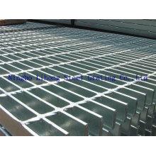 Passerelle industrielle, plancher industriel, panneau noir standard, grillage civil, plancher industriel
