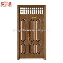 Competitive Price Strong Front Door High Quality steel Door design Mother and Son