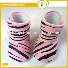 Best sell fashion lovely plush baby kids boots shoes