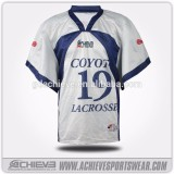 2017 Shirt lacrosse defender Lax Game Jersey