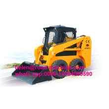 XCMG XT740 Skid Steer Loader Dengan Attachment