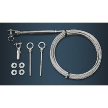 Wire Rope Tension Kits for your DIY system