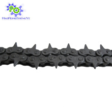 08BF2 Pitch 12,7mm Sharp Top Roller Chains