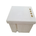 Electrical switch plastic box