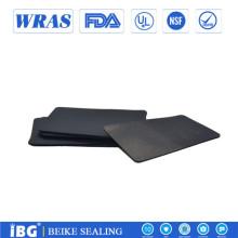 Junta de caucho de silicona para amortiguar