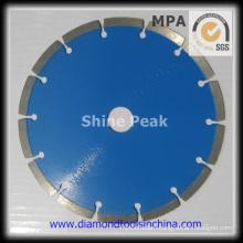 Diamond Dry Saw Blade for Marble Concrete Porcelain Granite