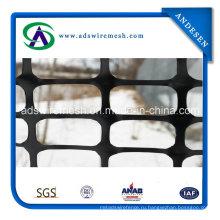 4'x100 черные Пластиковые безопасности забор снега