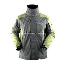 Man Casual Softshell Jacket