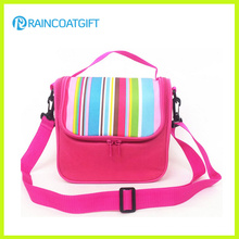 600d Polyester Lunch Cooler Bag with Long Shoulder Strape Rbc-093