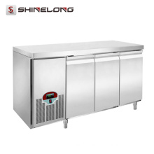 Professional Stainless Steel Luxurious Bar undercounter fridges