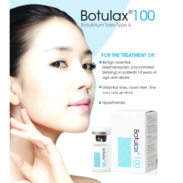 Hot Sale Brotox Botulax 100 Unit-Botulinme Toksin