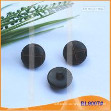 Imitar el botón de cuero BL9007