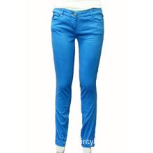 Blue Skinny Pants for Women